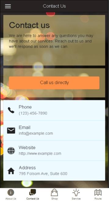Affordable Mobile Design